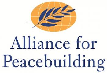 Aliance for Peacebuilding 2016 National Conference